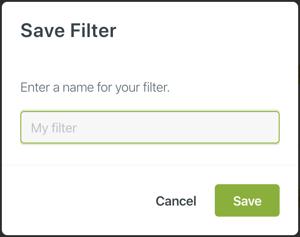 Naam filter EN